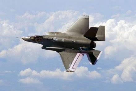 Pesanan Jet Tempur F-35 Australia Ditunda
