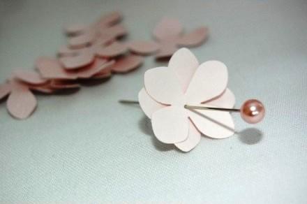 cara membuat kerajinan origami bunga lily cara membuat bunga mawar ...