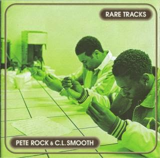 Pete Rock & C.L. Smooth - Rare Tracks