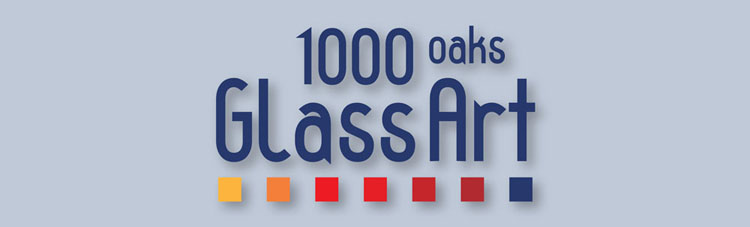 1000 Oaks Glass Art