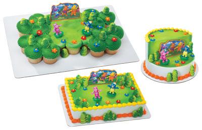 Birthday Cake Cupcake 061212