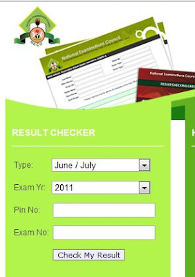 CHECK-NECO-2012-June-July-RESULT