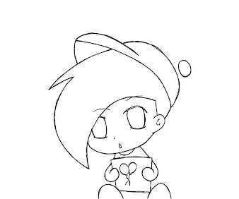 #5 Timmy Turner Coloring Page