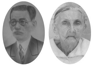 Francisco Teles e Carolina Mendes Castelo Branco