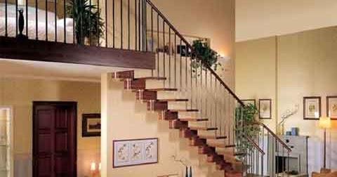 contoh model desain tangga rumah minimalis | blog interior