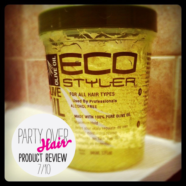 how to use eco styler gel
