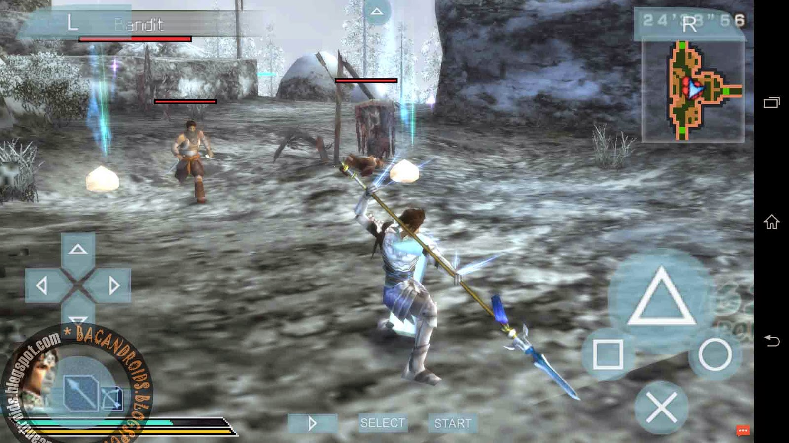 Dynasty Warriors Strike Force High Compress for android