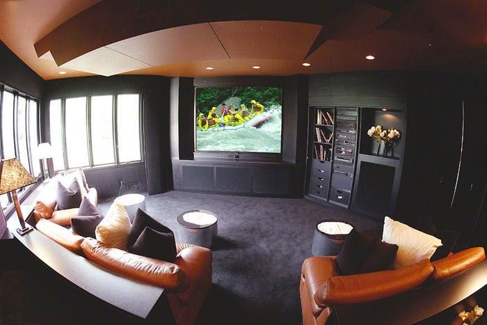 Desain Ruang Karaoke Keluarga