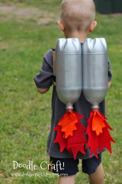 Rocket Jet Pack