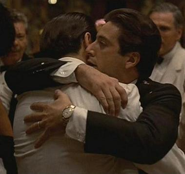 Kiss The Ring Godfather Final Scene