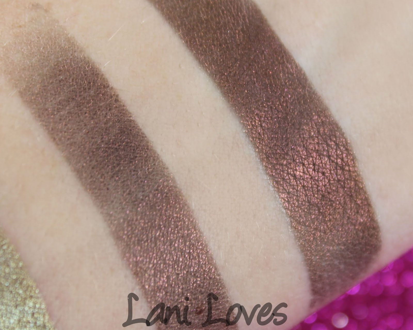 Darling Girl Daily: Frankenstein Eyeshadow Swatches & Review