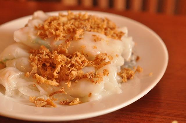 Loong Kee Kingsland Road Vietnamese restaurant cheung fun bahn cuon