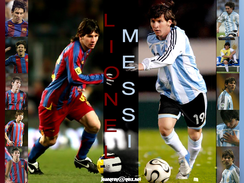pictures messi