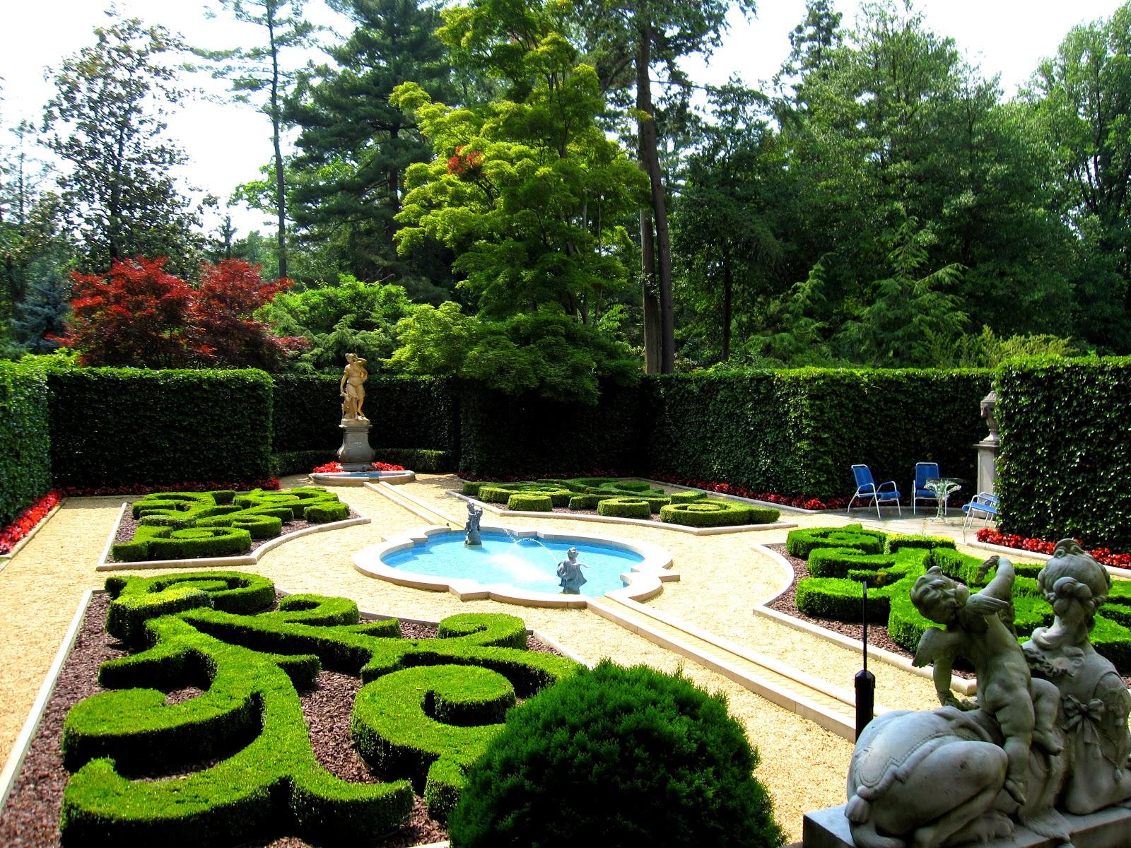 Loveisspeed Hillwood Estate Museum Gardens Is A