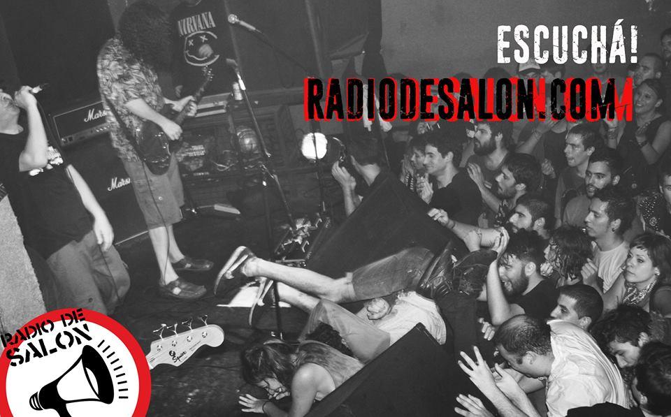 LA RADIO DEL SALÓN PUEYRREDÓN