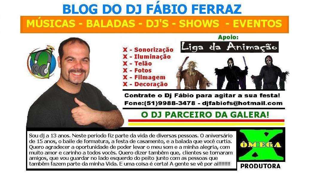 DJ FÁBIO FERRAZ