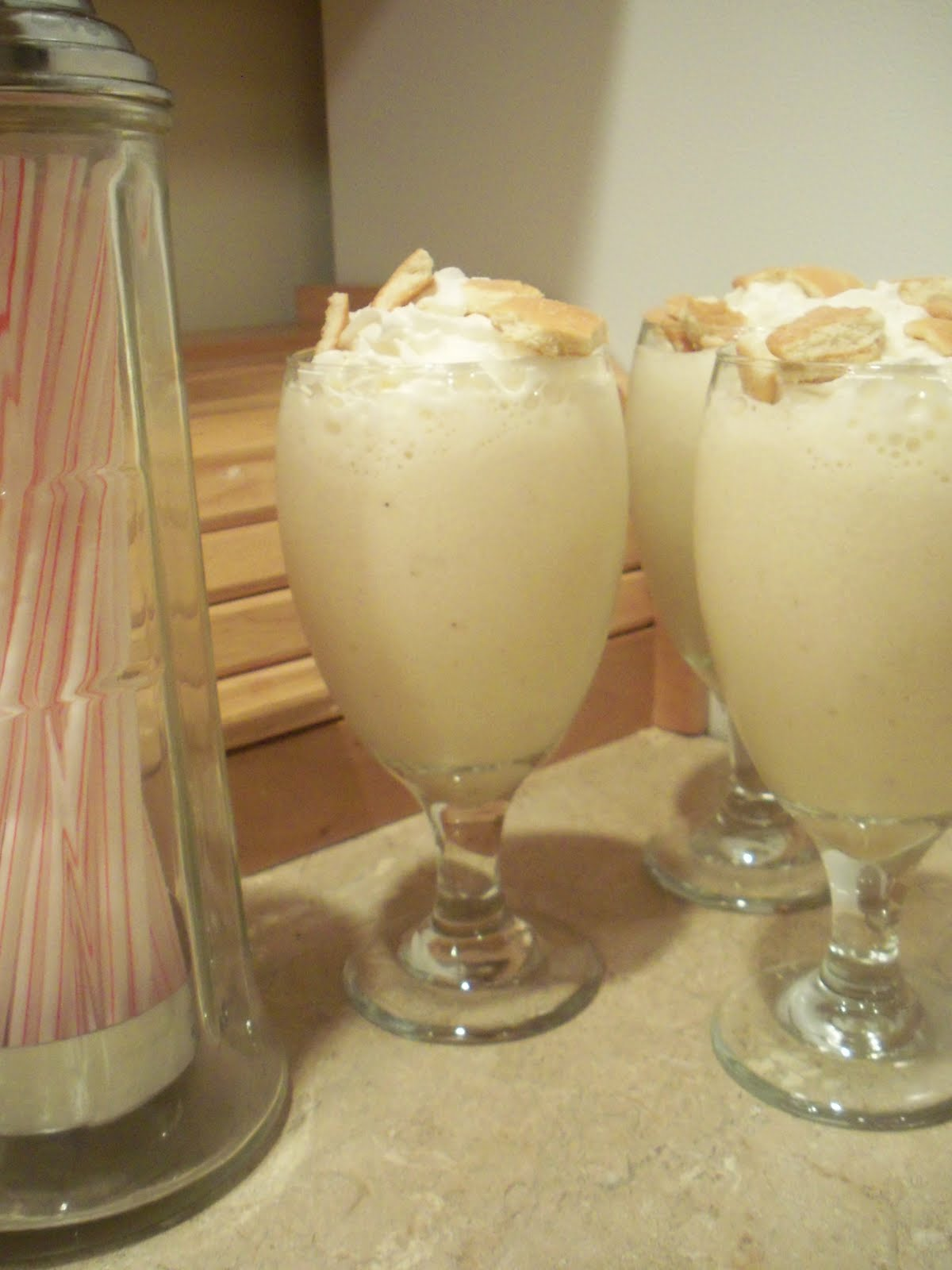 The Life of Jennifer Dawn: Banana Pudding Milkshakes