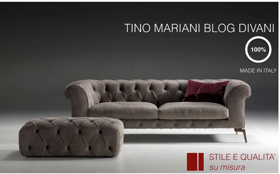 Divani blog - Tino Mariani