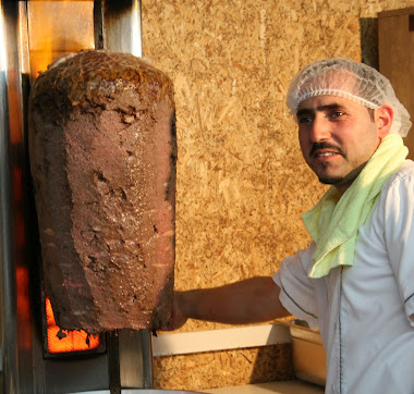 You want some delicious doner?