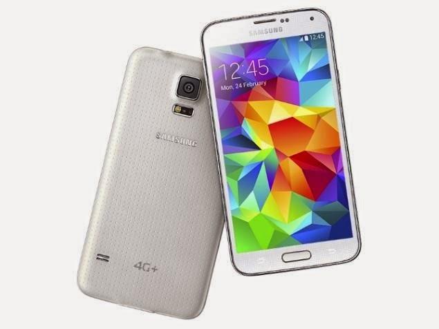 Características técnicas del Samsung Galaxy S5 Plus