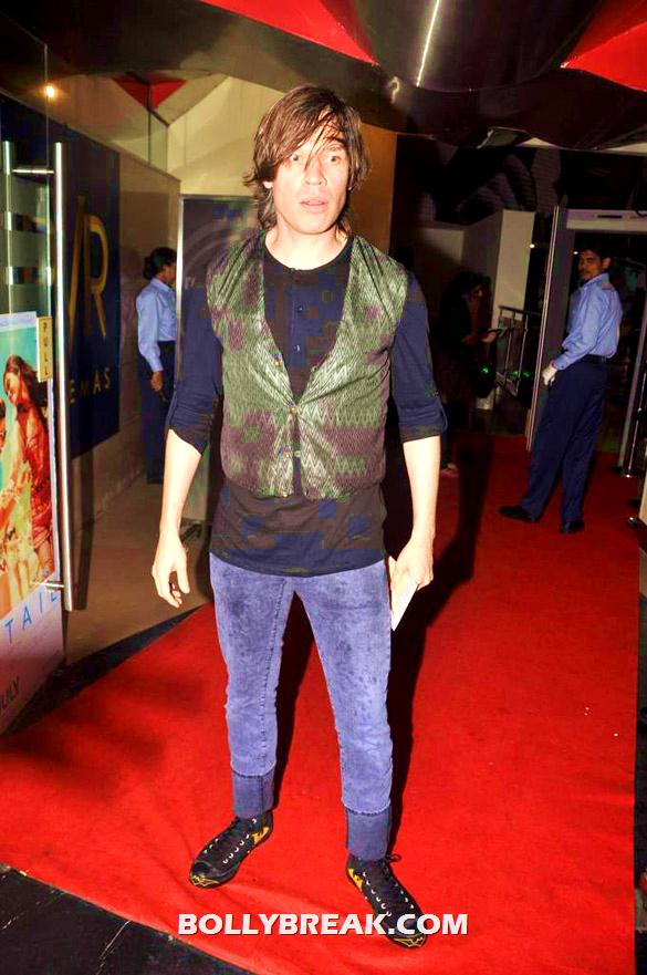 Luke Kenny - (17) - Bollywood & TV Celebs at the Premiere of 'The Dark Knight Rises'