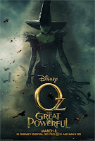 oz the great and powerful evil witch poster
