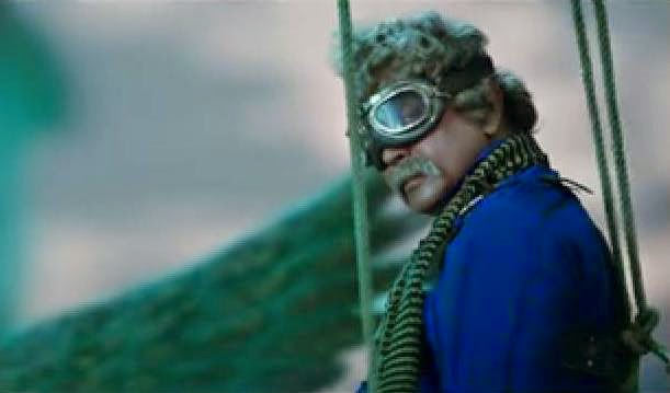 Mithun Chakraborty as Subbaraya Shastry set to fly as Scientist Subbaraya Shastry in Hawaizaada