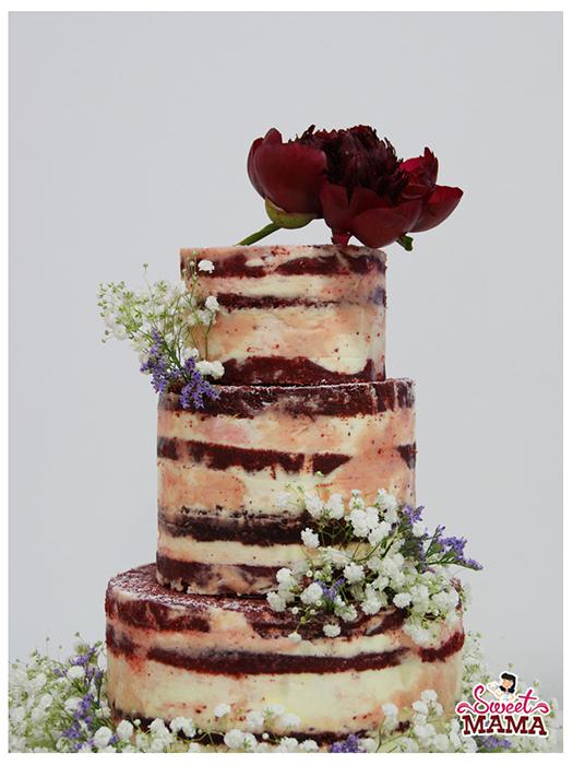 tarta de boda personalizada en Barcelona wedding customized cake sweet mama