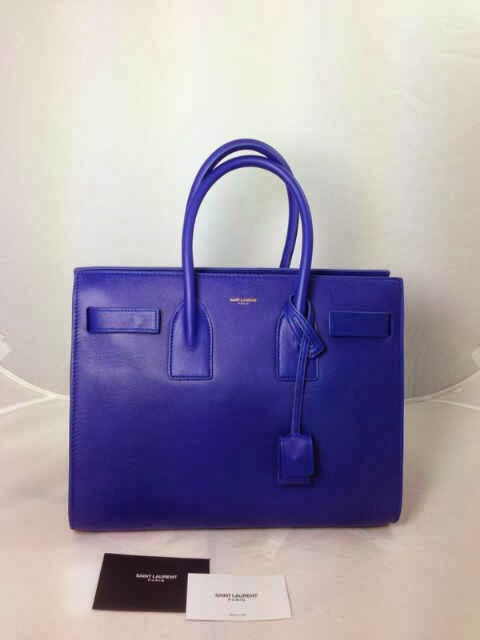 LOVELY BRANDED BAGS : YSL Saint Laurent Sac De Jour All Colors
