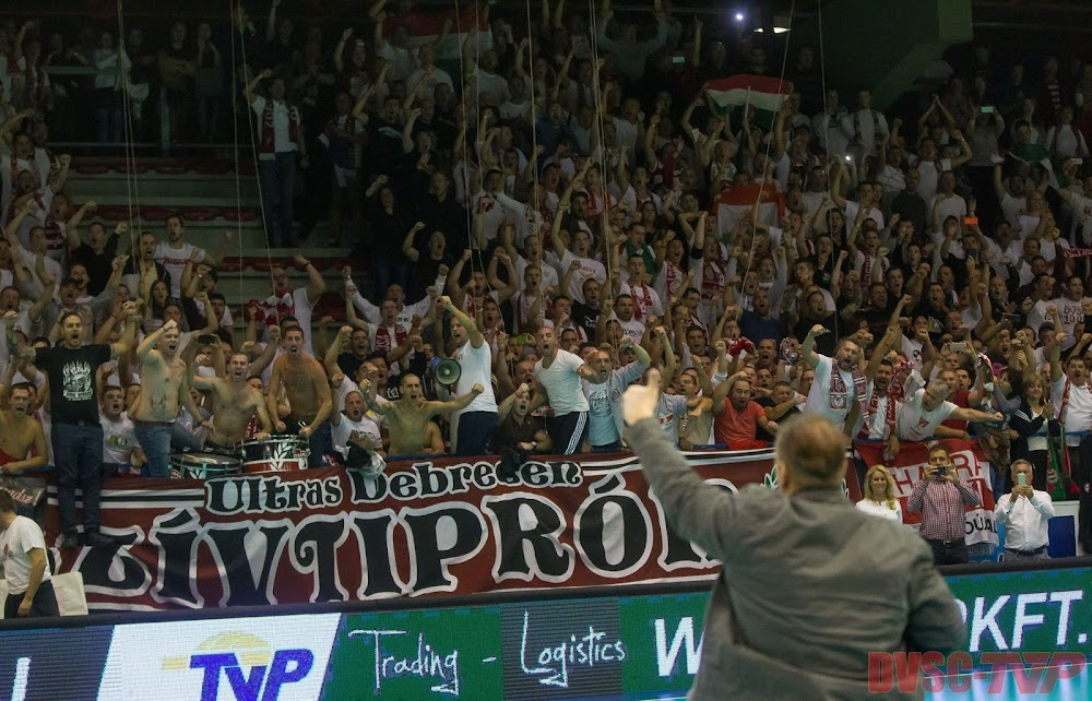 Debrecen - Nantes 2016.10.22.