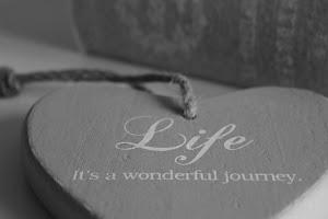 Life It's a wonderfull journey