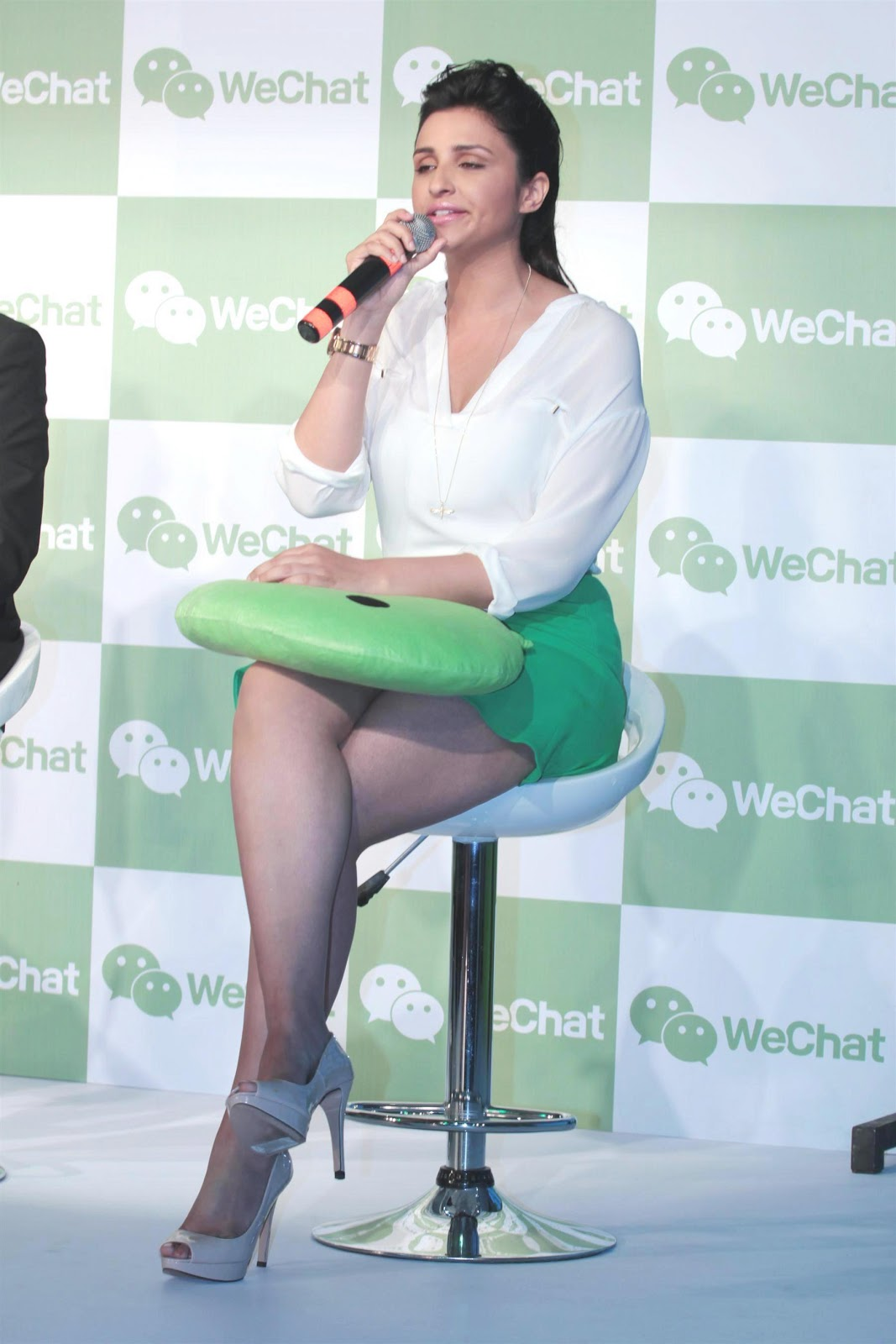 Useful question Parineeti chopra hot legs are mistaken