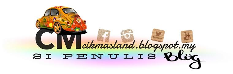 CM Si Penulis Blog