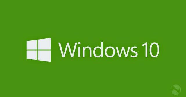 Không phải Windows 9, Microsoft tiết lộ... Windows 10