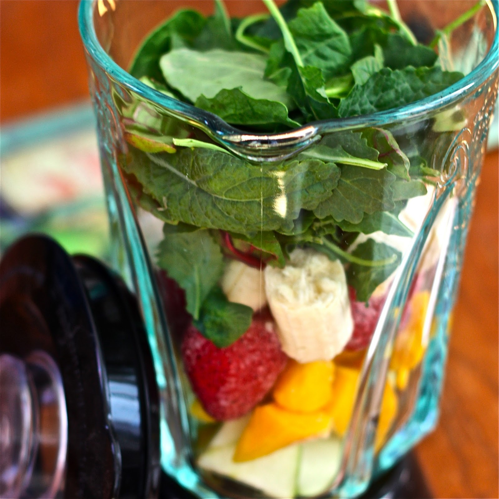 Green Monster Smoothie - Get Off Your Tush and Cook!