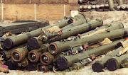 Los misiles Strela-2M argentinos son capturados por los británicos luego de . sa grail guerra de malvinas