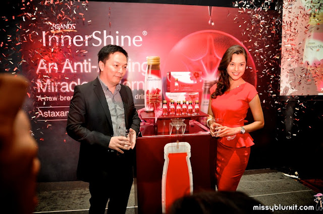 Brand's InnerShine RubyCollagen