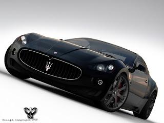 Maserati's GranTurismo S