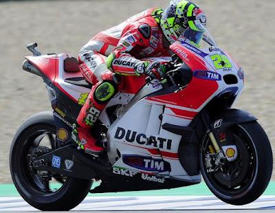 Kualifikasi MotoGP Assen Telah Usai, Kemanakan Pasukan Merah Ducati?