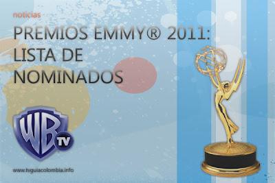 Noticias | Lista de Nominados de los Premios Emmy® 2011