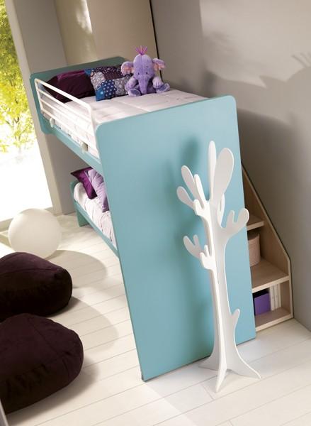 Bonetti camerette bonetti bedrooms cameretta stretta e lunga for Camera letto stretta e lunga