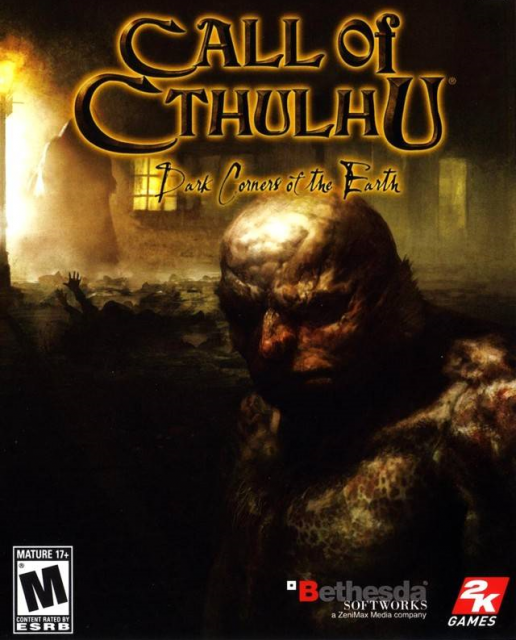 descargar Call of Cthulhu Dark Corners of the Earth pc con traducción al español textos.