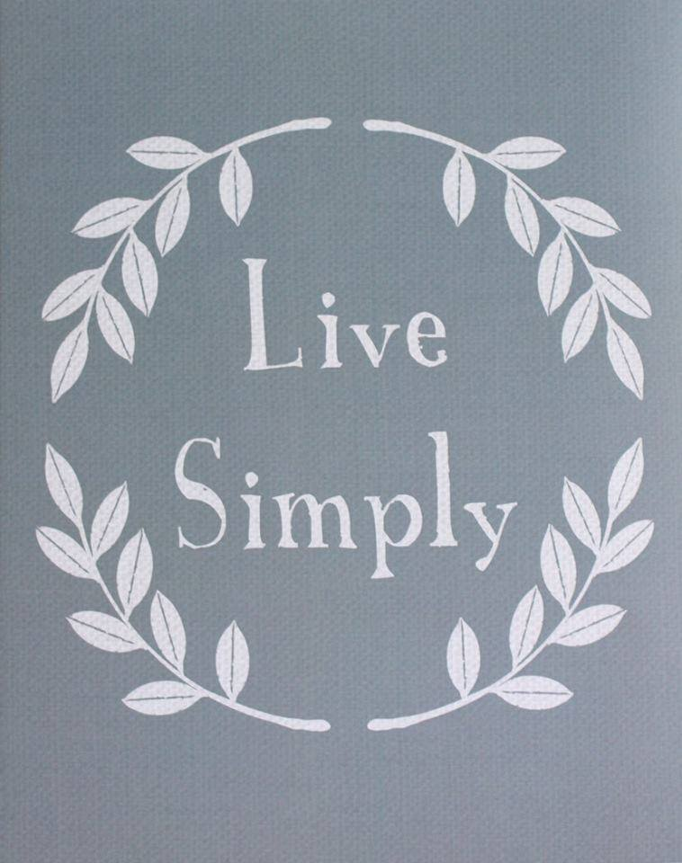 Vida sencilla
