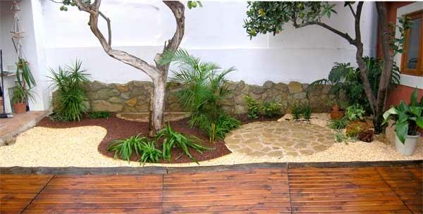Arte y jardiner a jardines secos de bajo mantenimiento for Jardines con poco mantenimiento