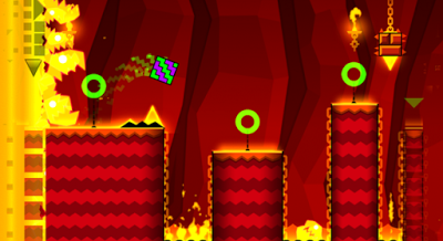 Geometry Dash Meltdown v1.00 Mod Apk-screenshot-1