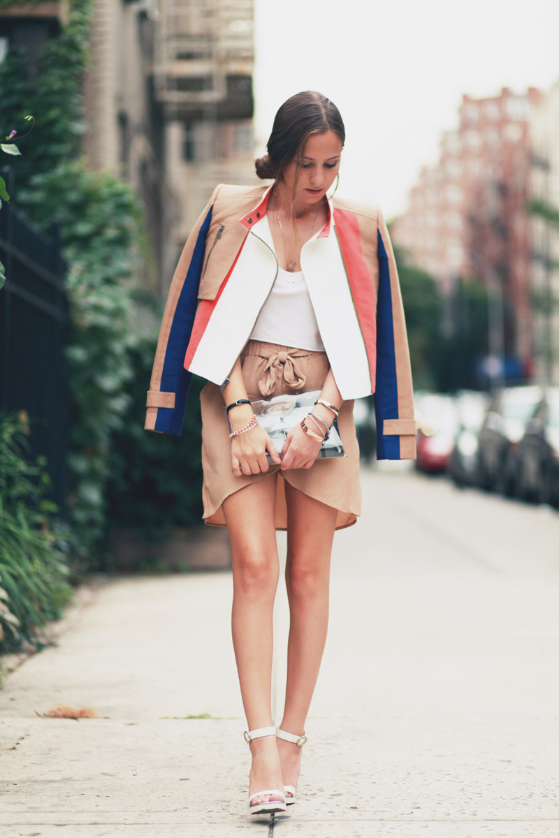 Snakes Nest: New York Fashion Week Day One Outfit