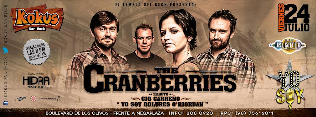 conciertos lima peru the cranberries