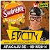 [CD] Edcity - Swinga Aracaju - SE - 18.10.2014