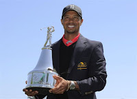 GOLF-Tiger Woods vuelve a ser el número 1