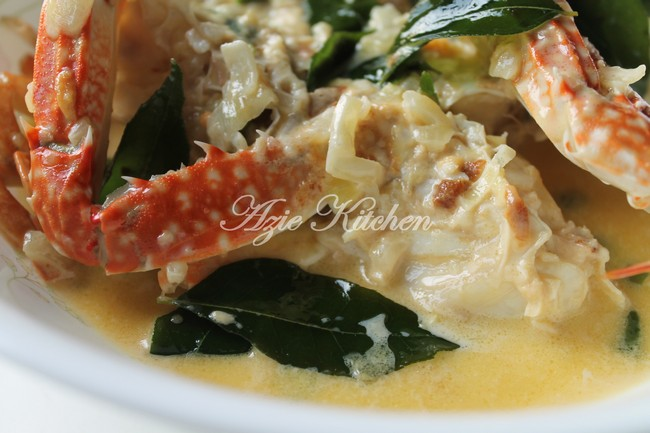 Azie Kitchen: Creamy Butter Crab Yang Mabeless